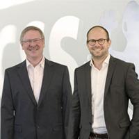 René Baudzus und Roland Henkel
