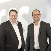 René Baudzus und Kai Hirt