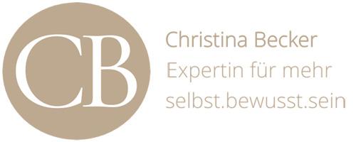 Christina-Becker - Expertin für mehr selbst.bewusst.sein