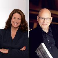 Daniela Wintzer und Peter Blach
